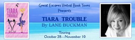 great escape tour banner large TIARA TROUBLE448