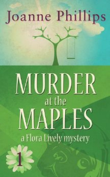 murder at the maples cover